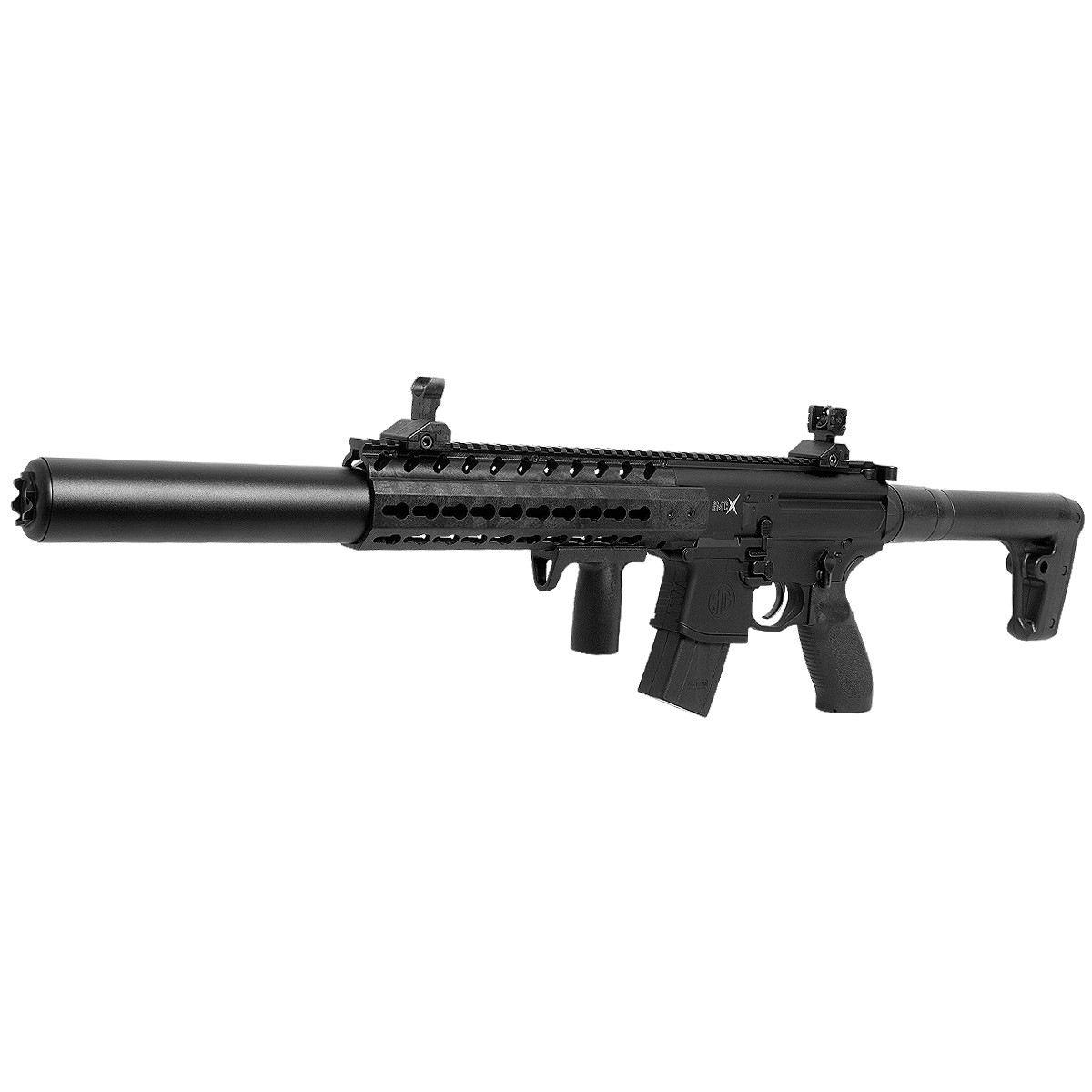 RIFLE DE PRESSÃO SIG SAUER MCX CO2 4,5MM 30 TIROS
