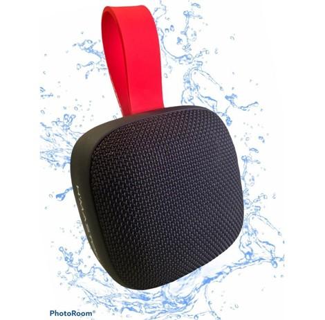 Caixa de Som Bluetooth Mini Portátil Prova d'água IP66 AUX