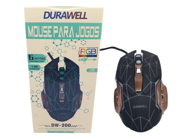 Durawell Mouse Gamer