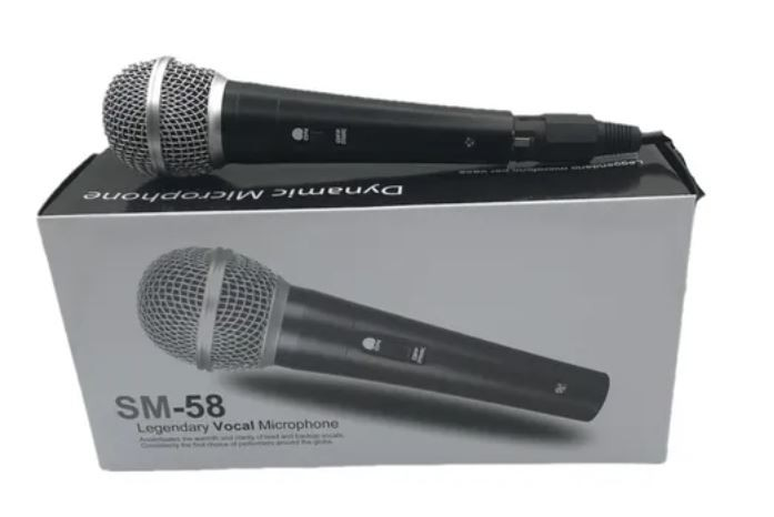Dynamic Microphone SM-58