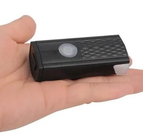 Lanterna Para Bike Frontal - USB Recarregável