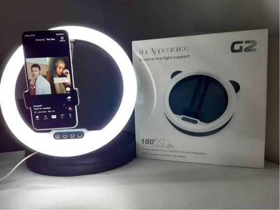 Ring Light G2 para Celular - Anel de Luz