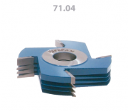 71.04 Fresa Para Rejunte Para Tupia 125mm.