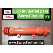Eixo N-2 30mm p/ Serra Circular de Bancada