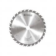 Serra Circular HM com Avanço Controlado 250mm 24 dentes F.30