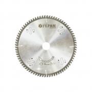 Serra Circular HM para Corte de Alumínio 400mm 120 dentes RT(-) F. 30