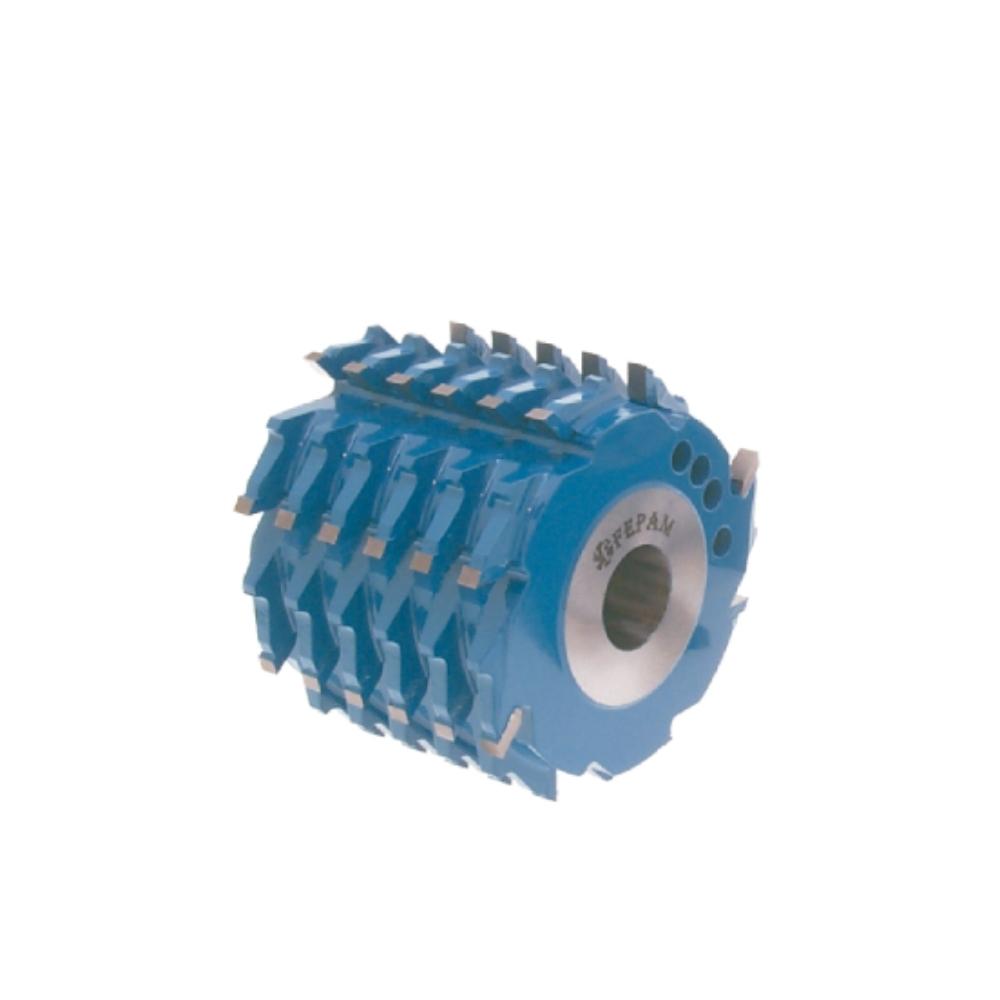 Cabeçote Desintegrador Helicoidal 125x230x40x12z