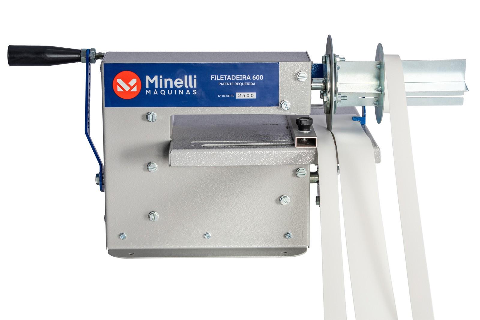 Filetadeira Minelli MMF-600