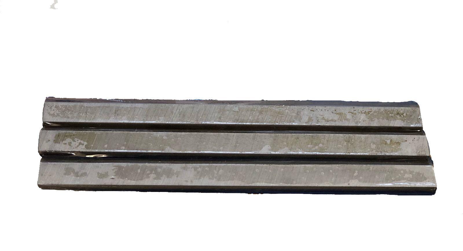 Jogo Faca / Navalha 155 x 15 x 3mm FE-8007 ACERBI