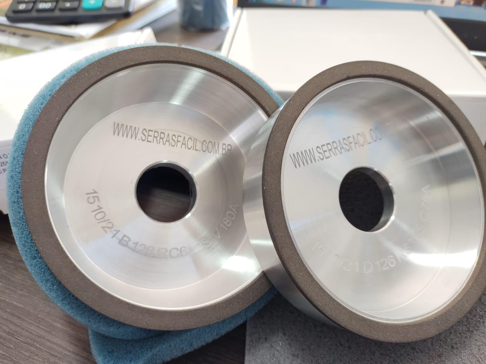Rebolo Copo Diamantado 6A2, 7,5mm