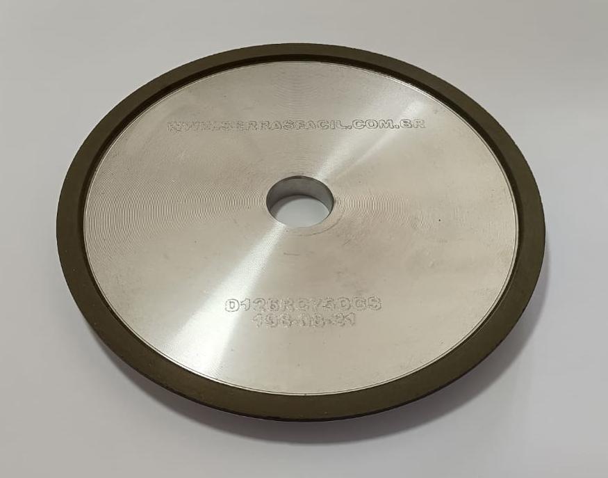 Rebolo Prato Diamantado 4A2, 4mm