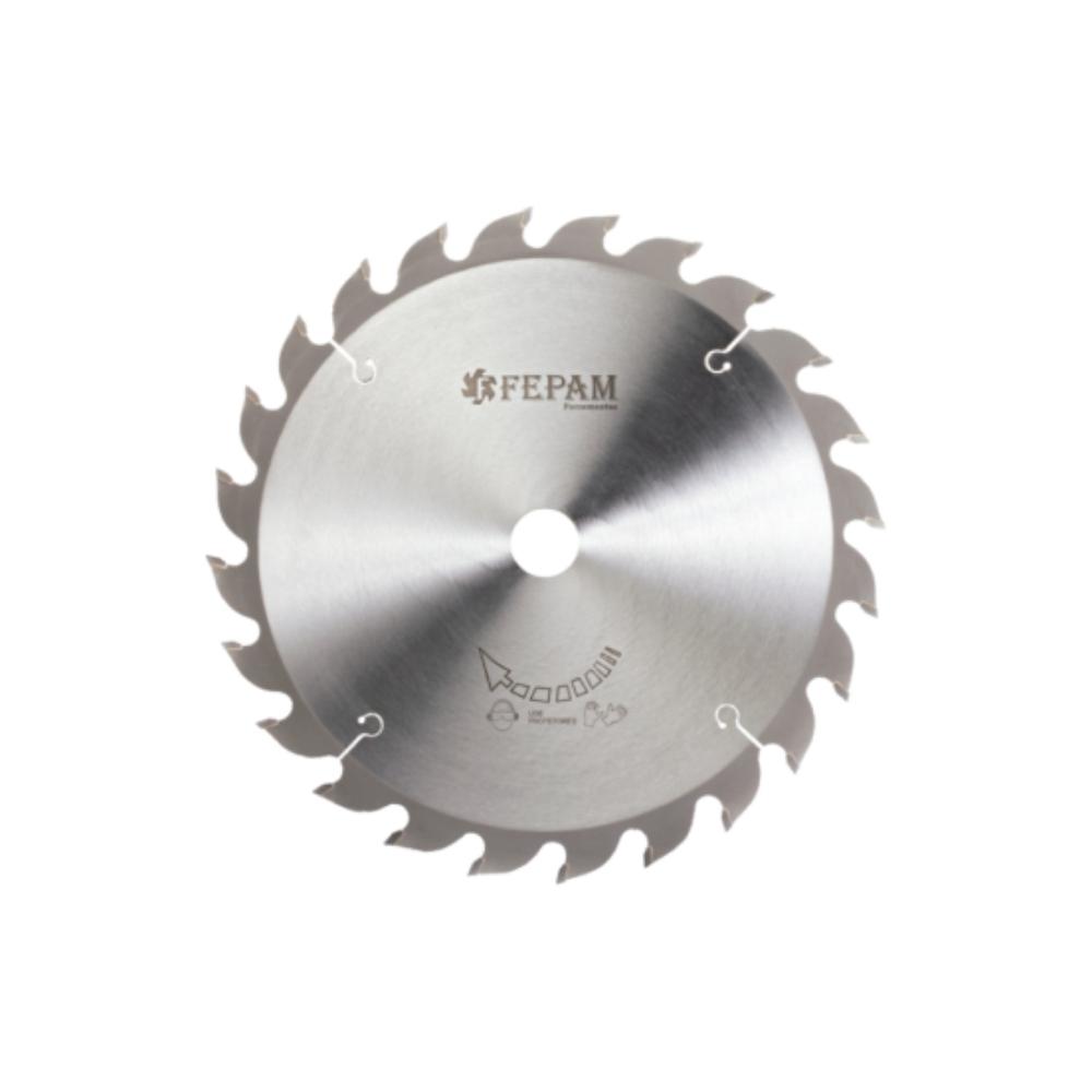 Serra Circular HM para Corte Longitudinal 150mm 24 dentes ED F.30
