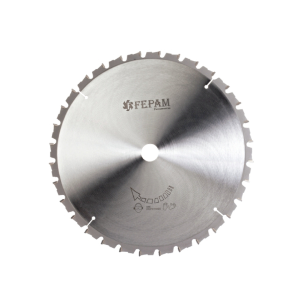 Serra Circular HM para Maquinas Meia-esquadria 305mm 32 dentes ED(-) F. 25,4