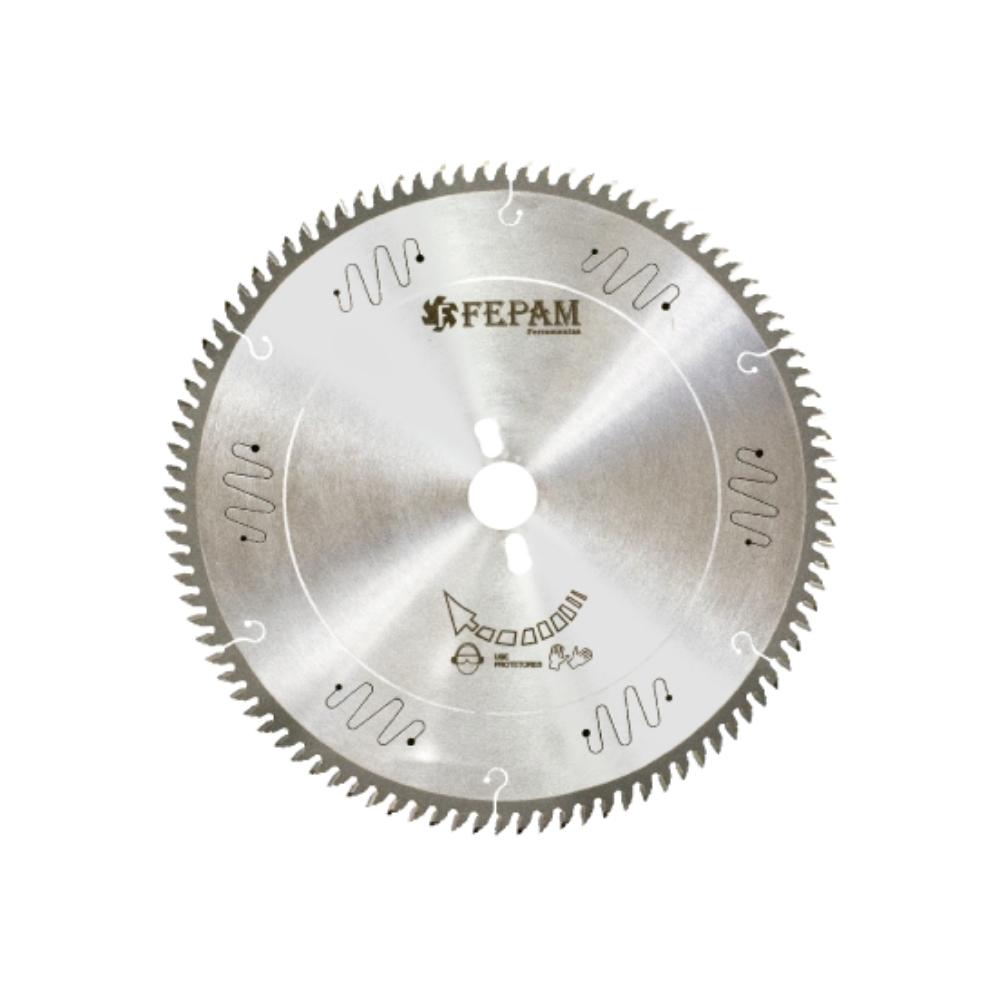 Serra Circular HM para Materiais Compostos 250mm 80 dentes ED 38-Graus F. 30