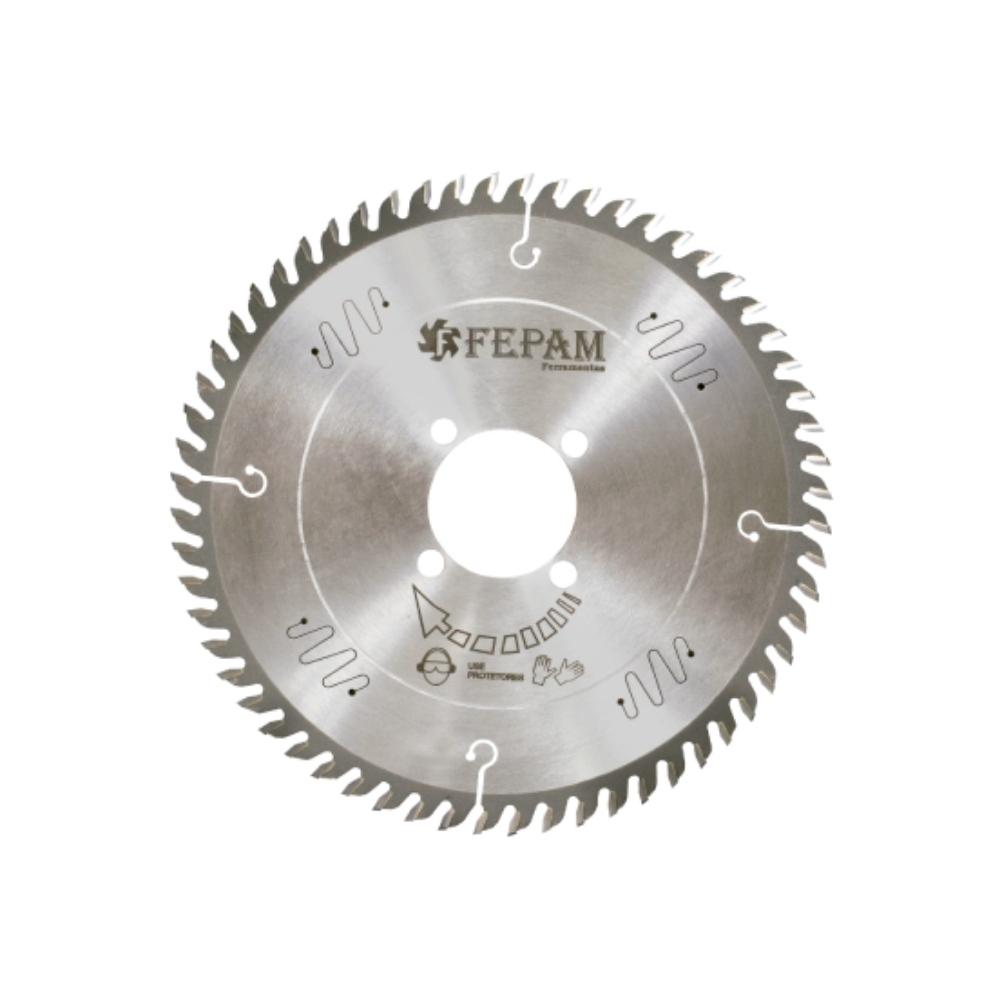 Serra Circular HM para Seccionar 230mm 60 dentes F. 45