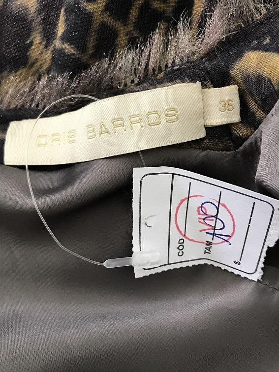 """Vestido """"Cris Barros"""""""