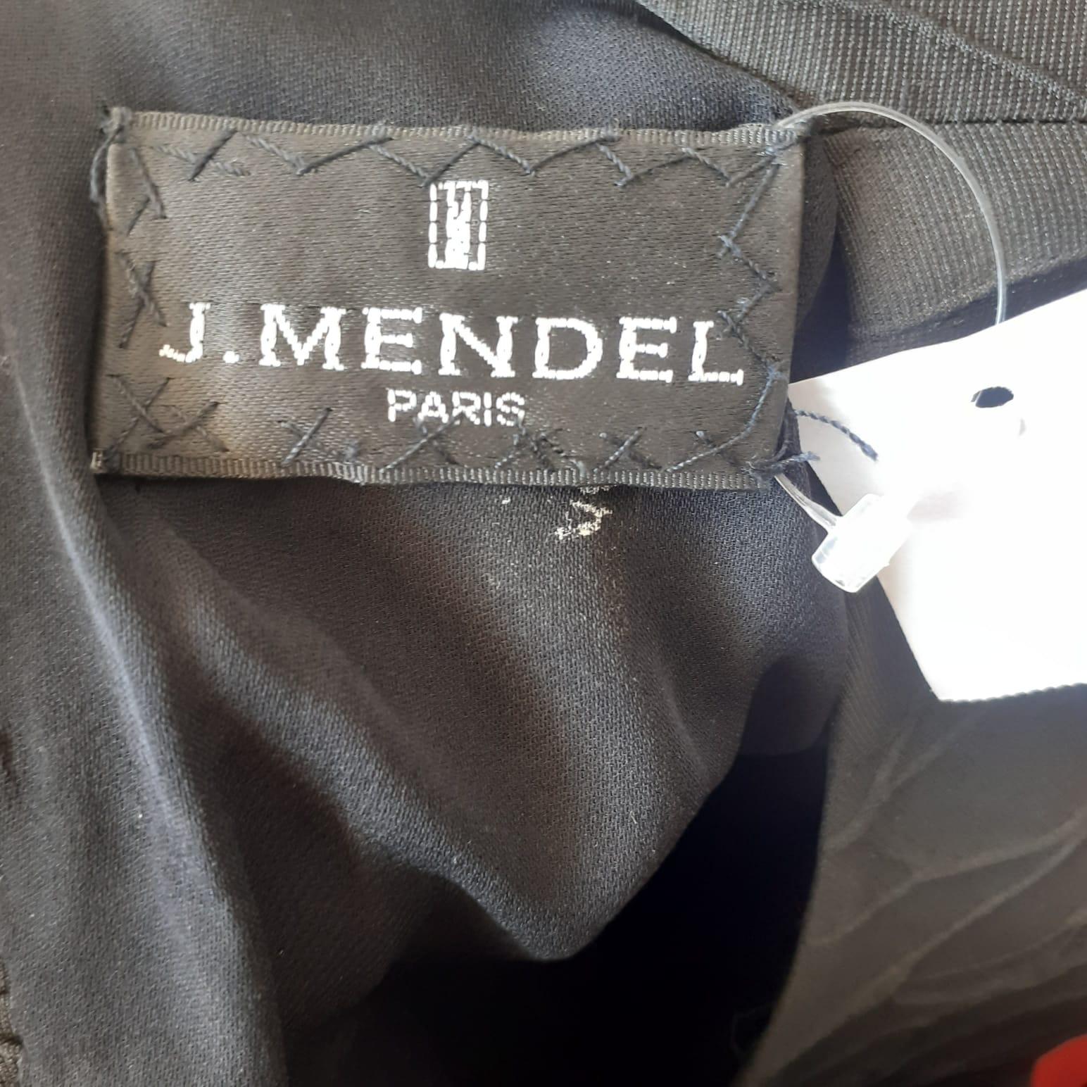 """Vestido """"J, Mendel"""""""