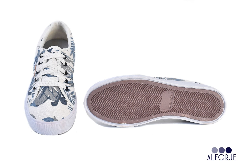 Tênis Casual Feminino Blittz 211 Branco