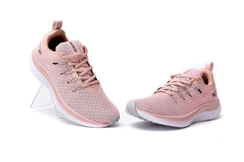 Tênis Esportivo Feminino Rekoba 034 Rose