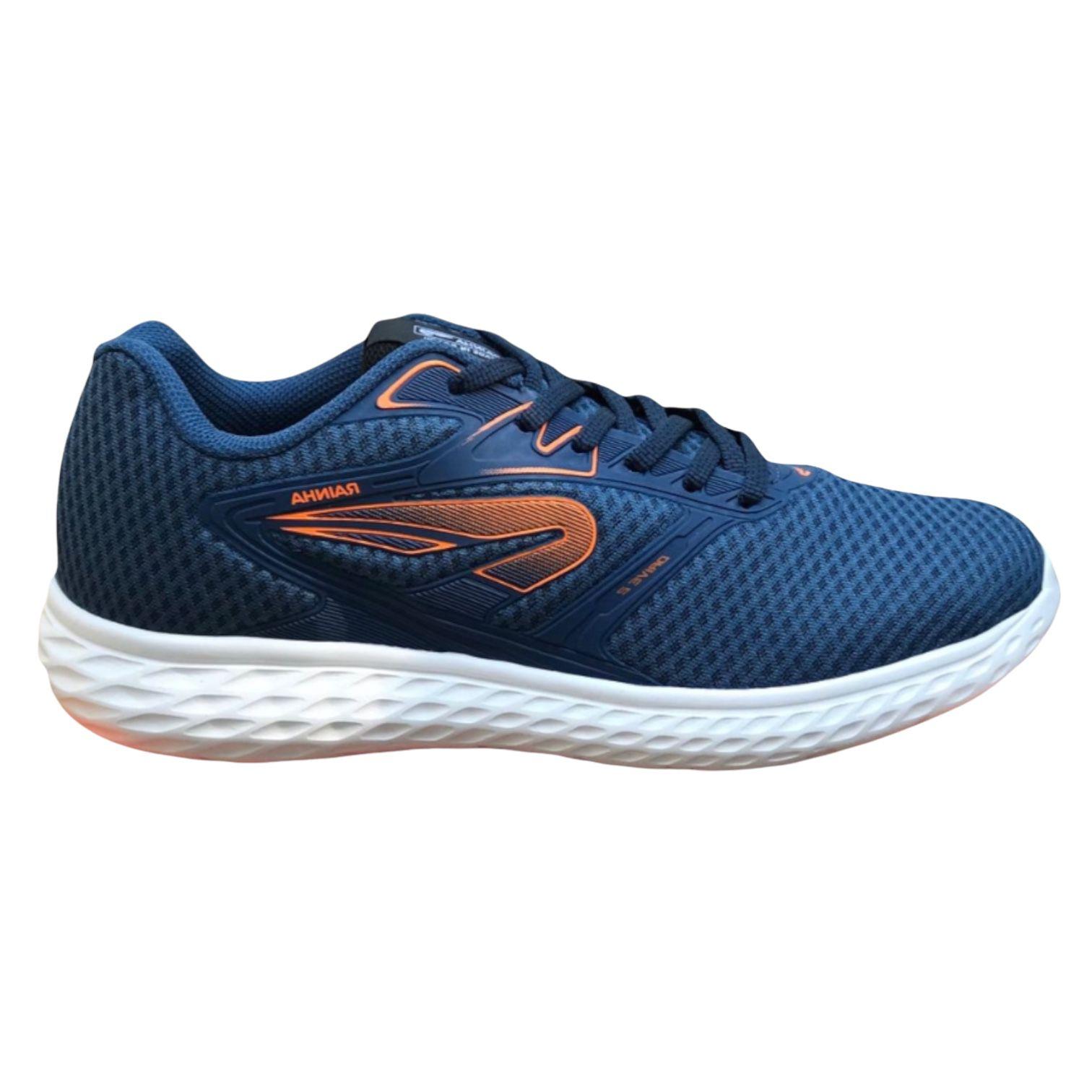 Tênis Esportivo Rainha Drive II Azul