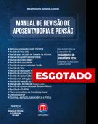 Manual de Revisão de Aposentadoria e Pensão