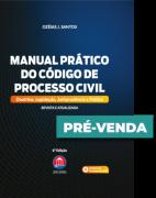 Manual Prático do Código de Processo Civil