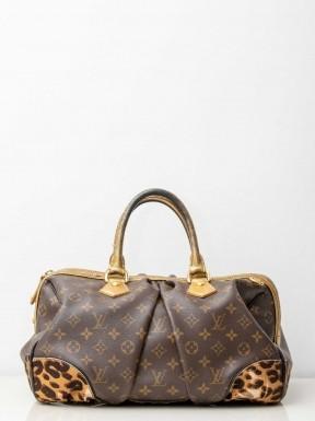 Bolsa Louis Vuitton Monograma Leopard Stephen