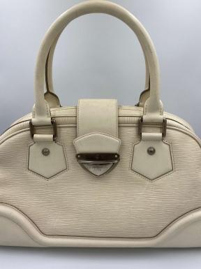 Bolsa Louis Vuitton EPI Branca Grande