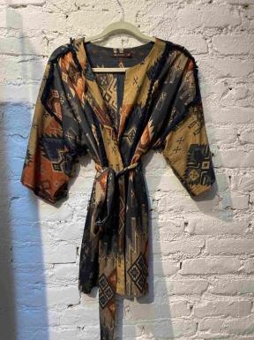 Kimono Mixed Estampado