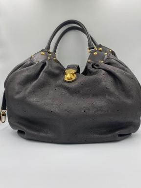 Bolsa Louis Vuitton Mahina L Etoupe