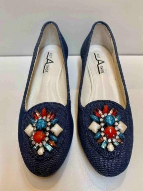 Mocassin Not A Shoe Pedrarias