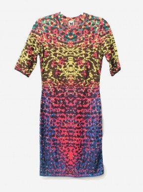 Vestido Missoni Estampa Color