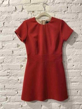 Vestido NK Lã Vermelho