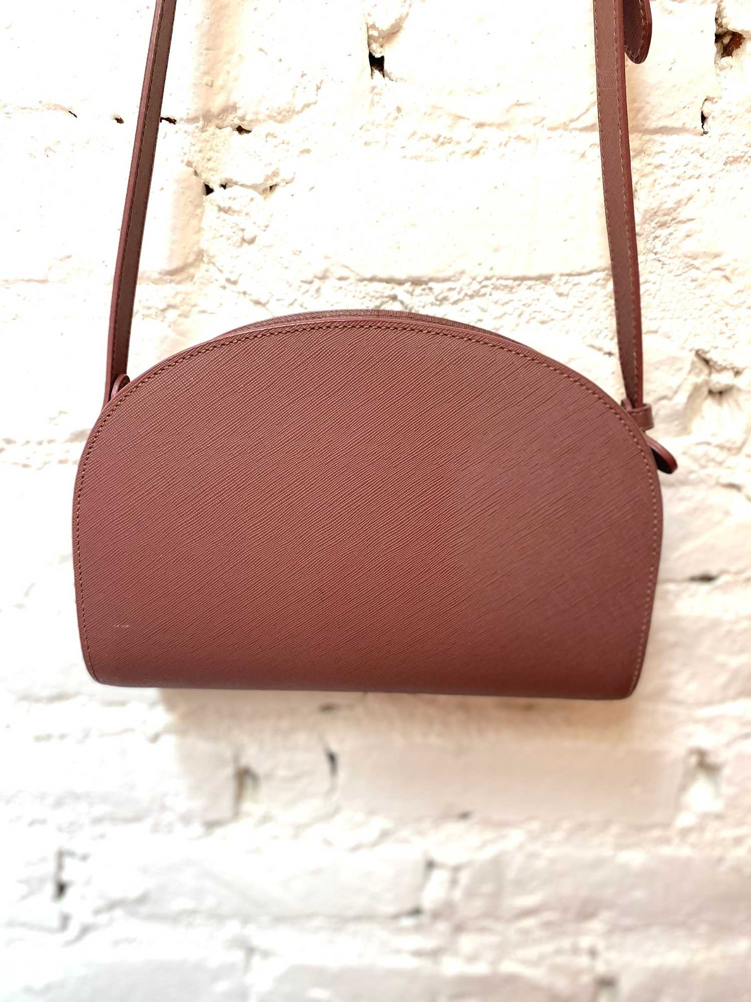 Bolsa A.P.C. Demi-Lune Bag