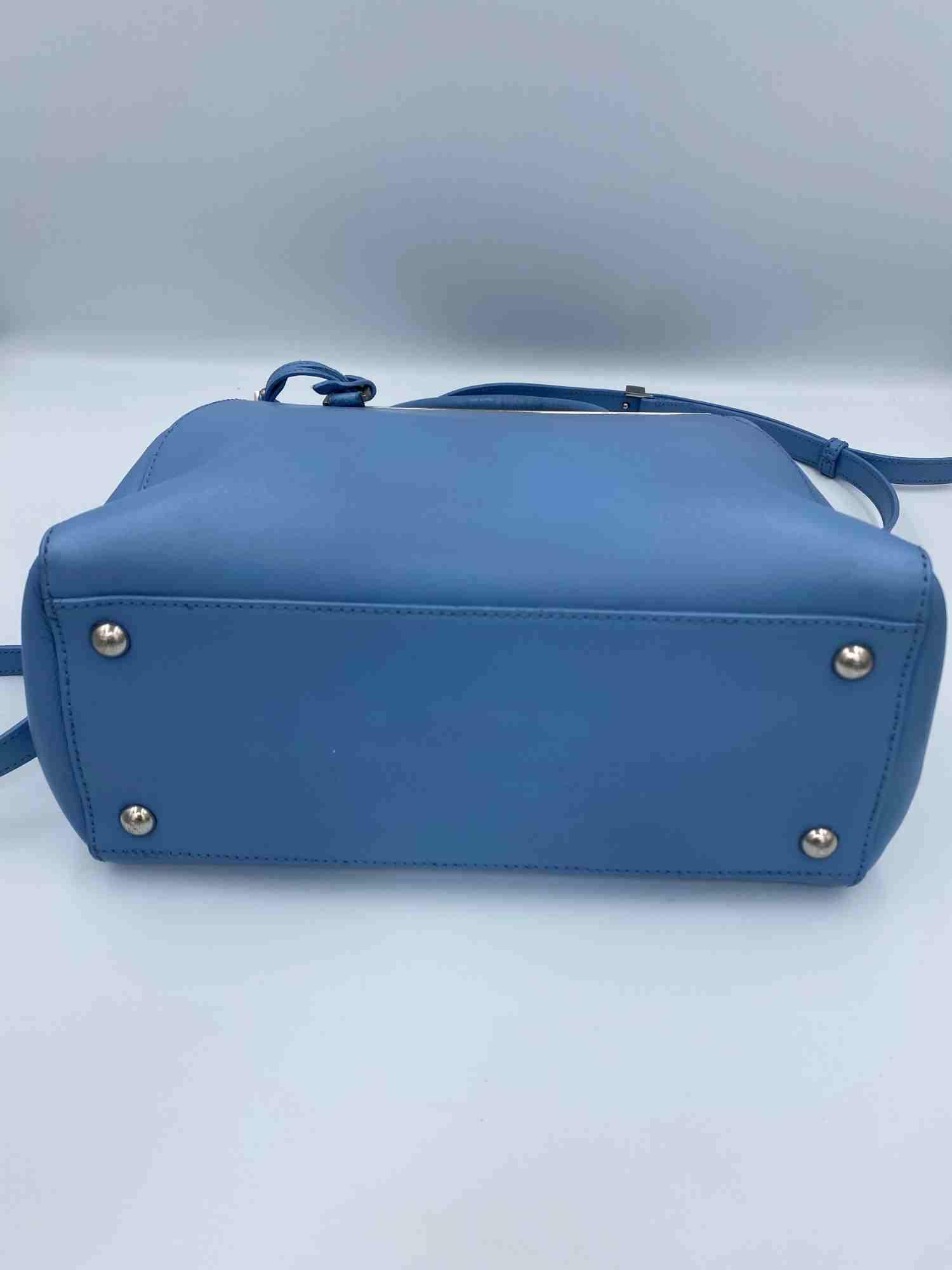 Bolsa Fendi 2 Jours Azul