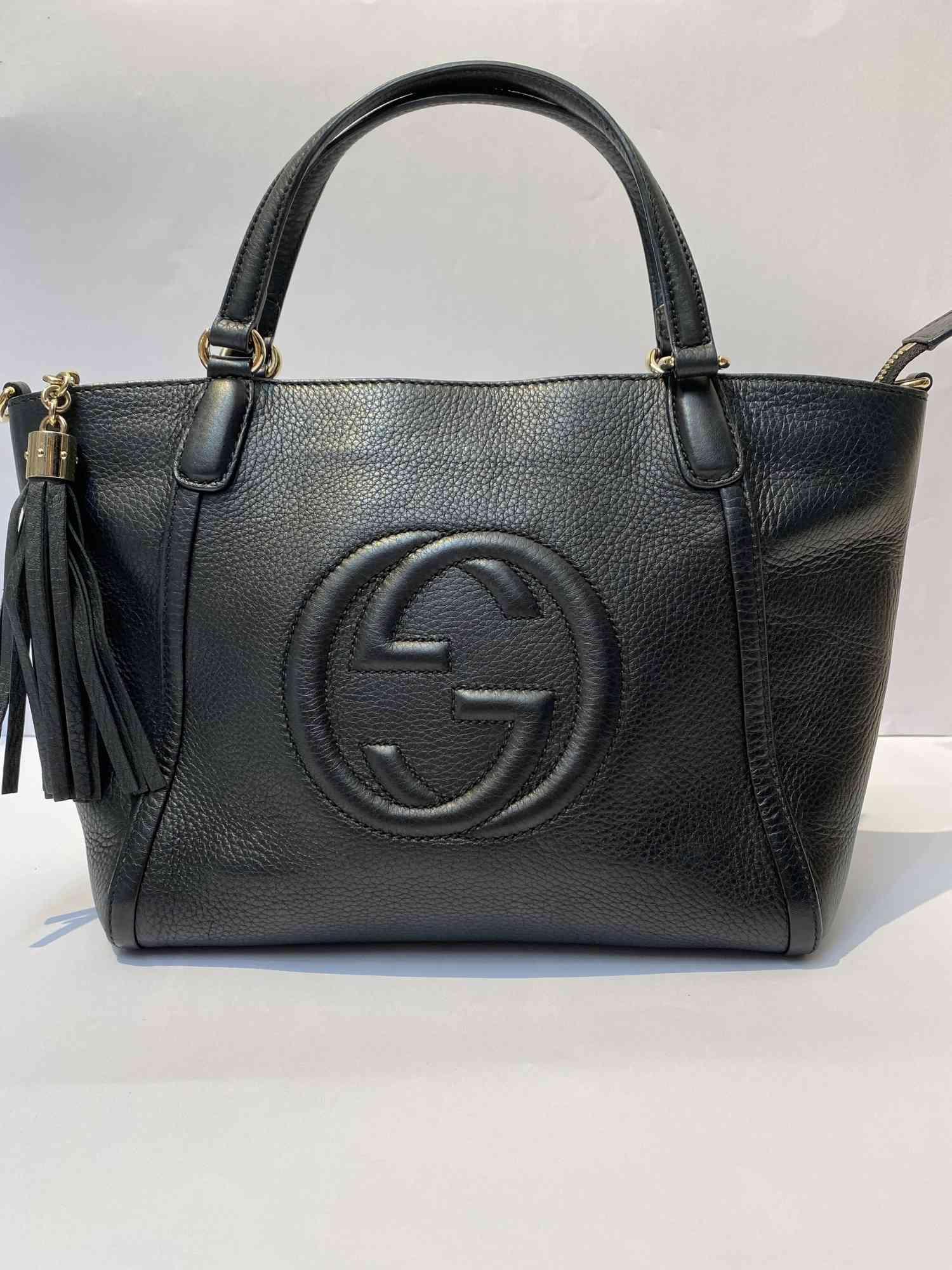 Bolsa Gucci Soho Medium