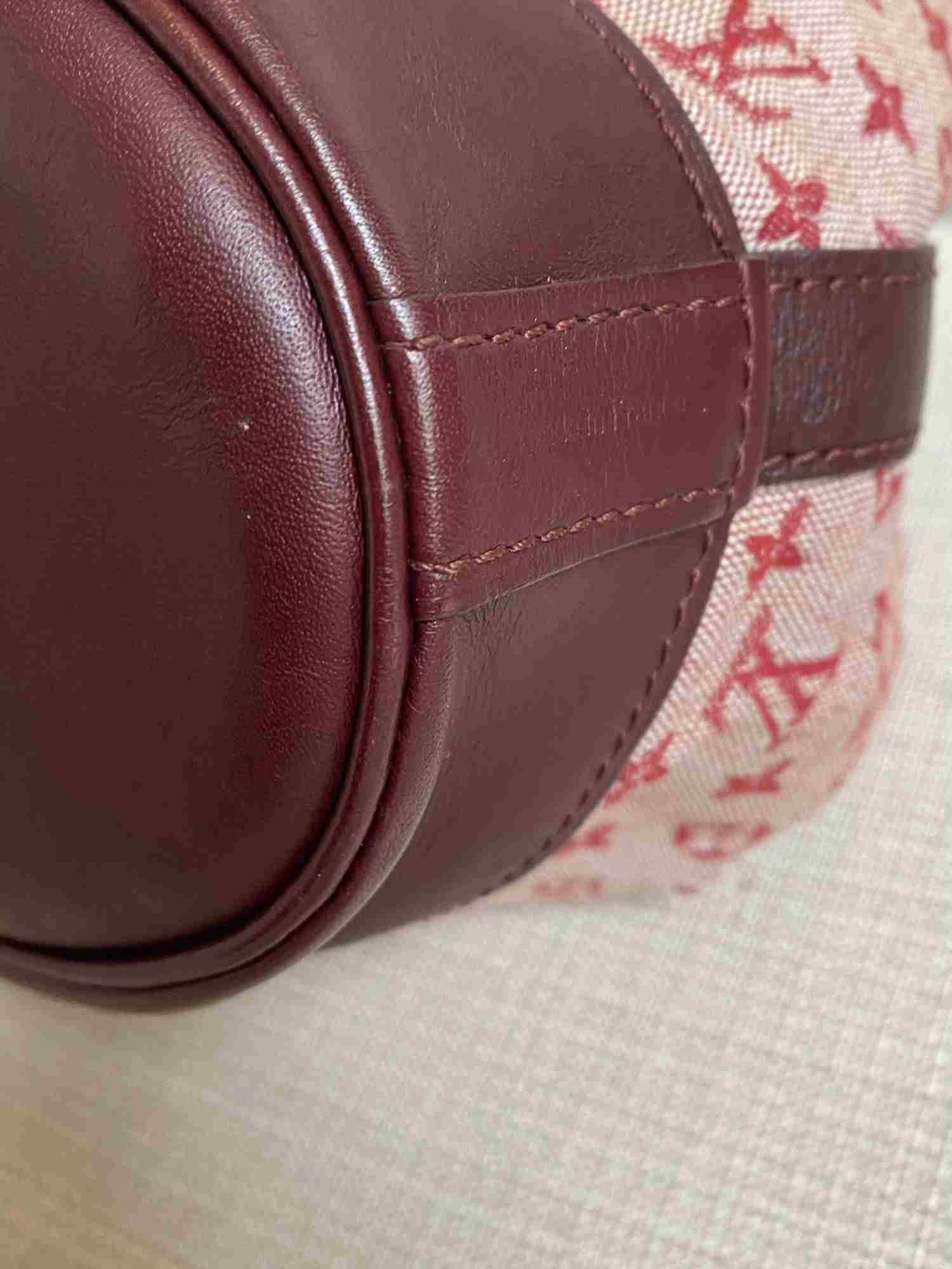 Bolsa Louis Vuitton Noelie Idylle Sepia Mini