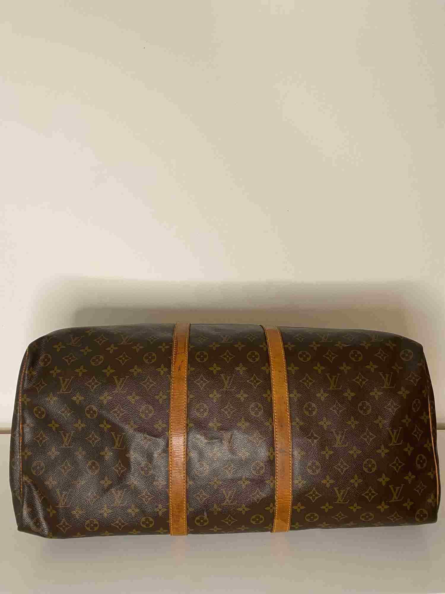 Bolsa Louis Vuitton Keepall 60 Bandouliêre