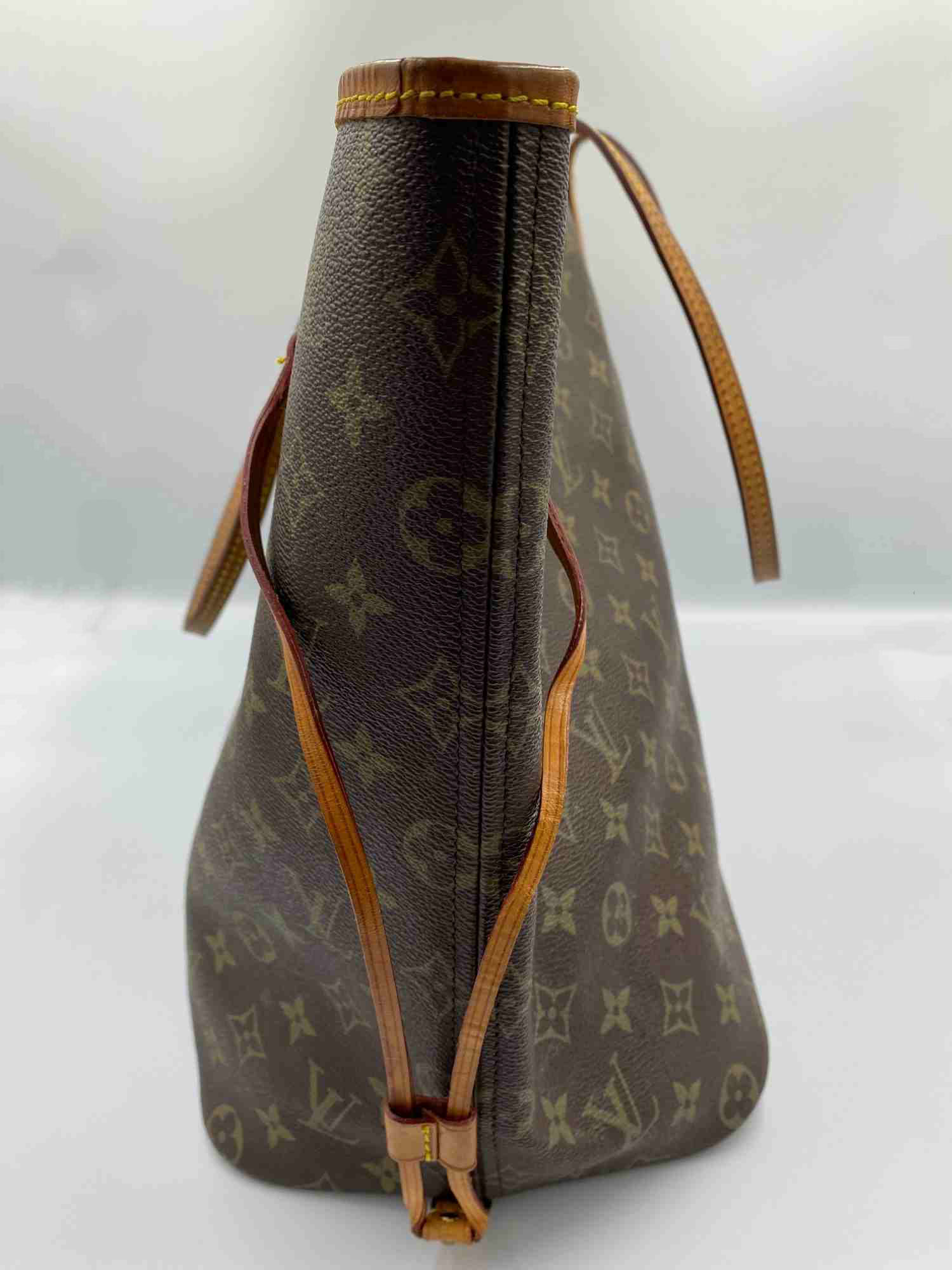 Bolsa Louis Vuitton Neverfull Canvas Monograma GM