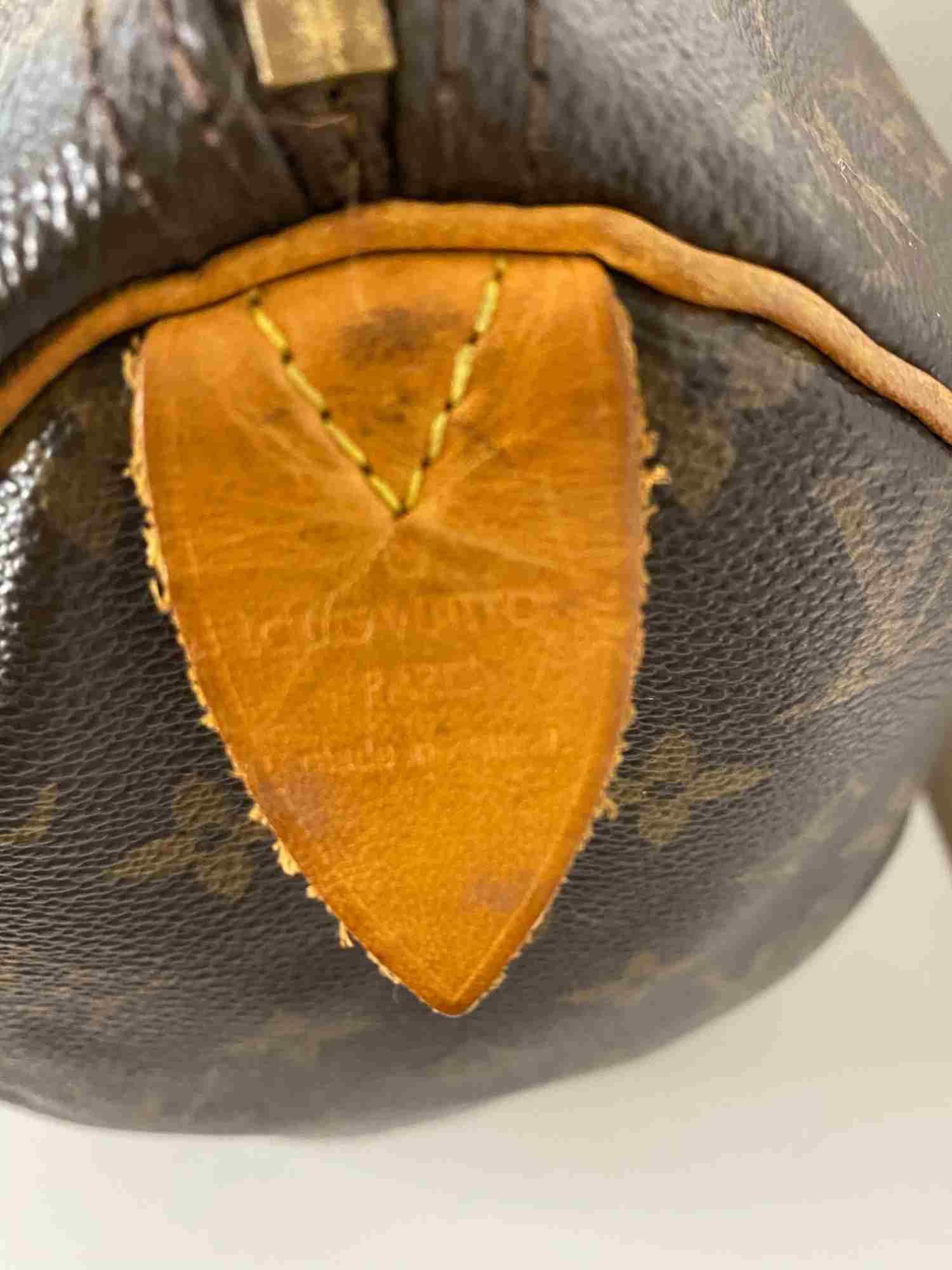 Bolsa Louis Vuitton Speedy 40 Canvas Monograma