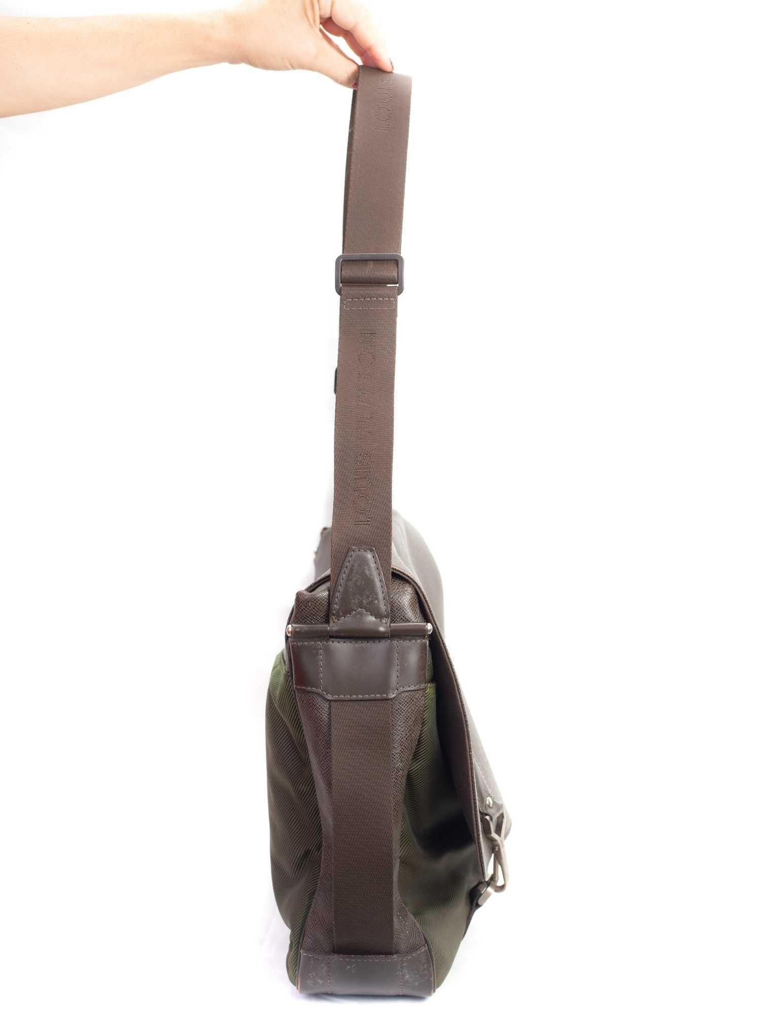 Bolsa Louis Vuitton Masculina Transversal