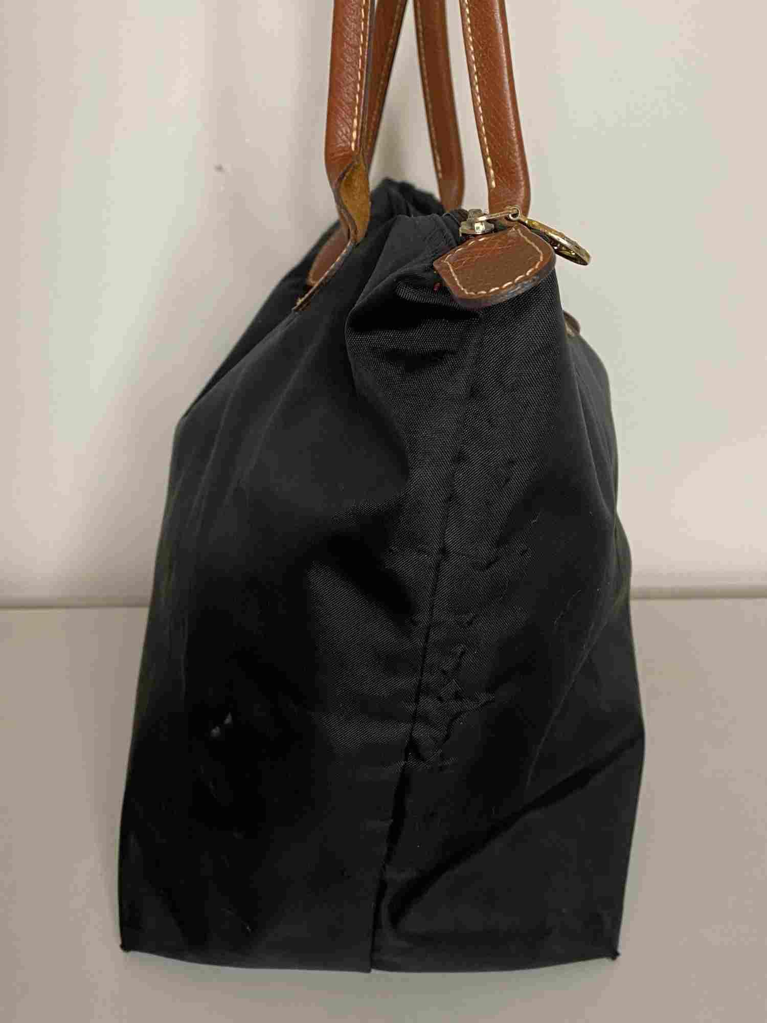 Bolsa Longchamp Le Pliage Preta Grande