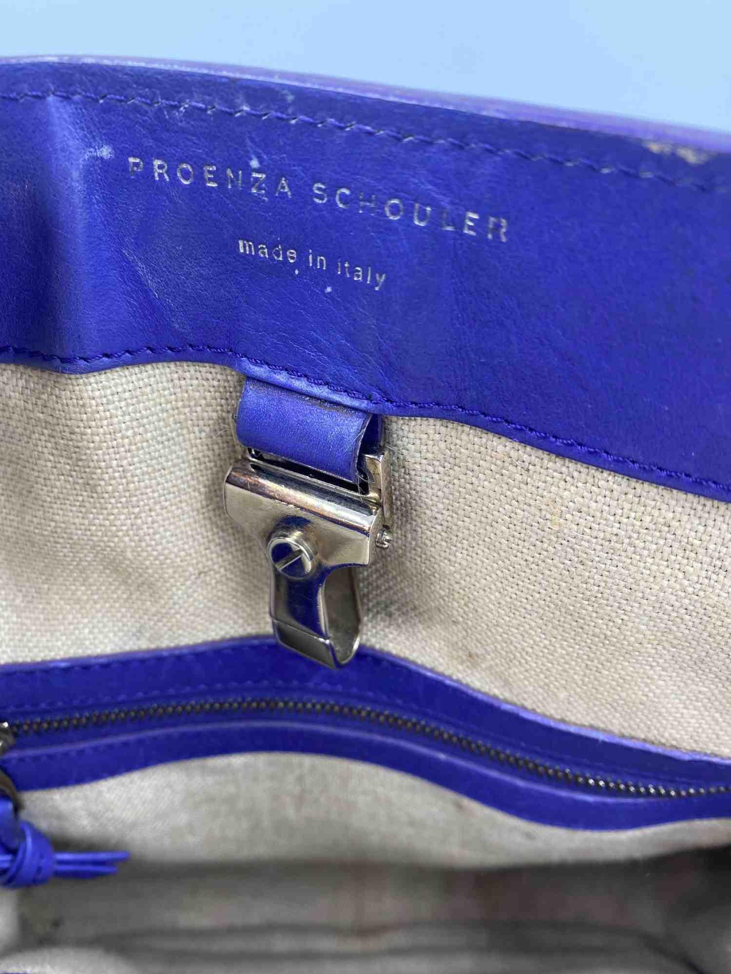 Bolsa Proenza Schouler PS11 Tote Lilás