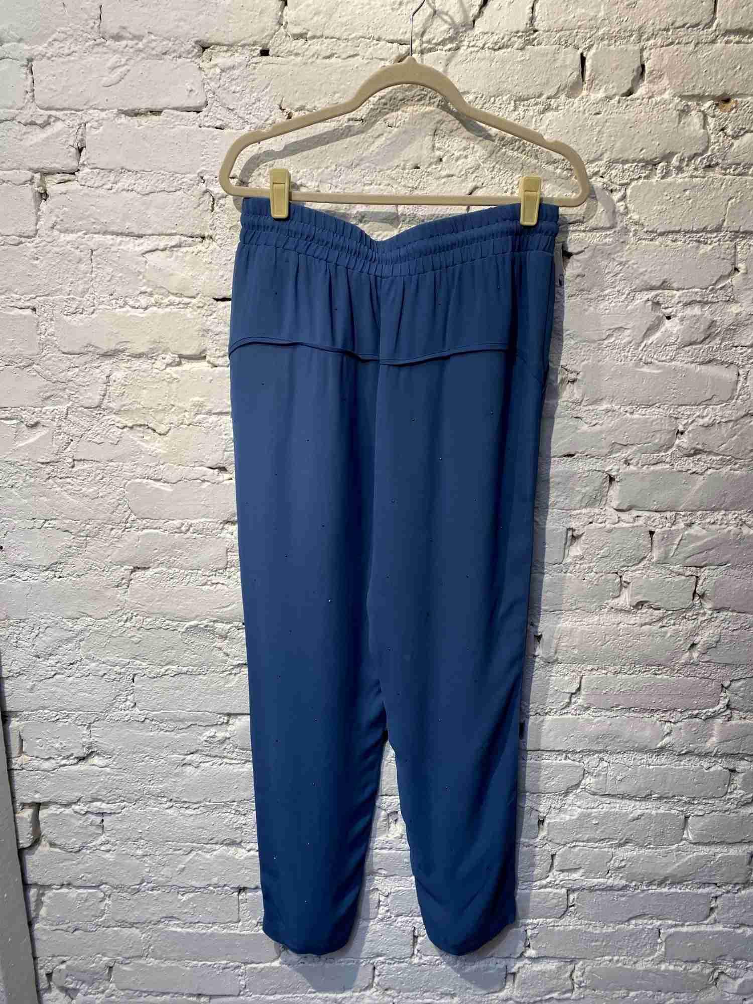 Calça Carol Bassi Azul