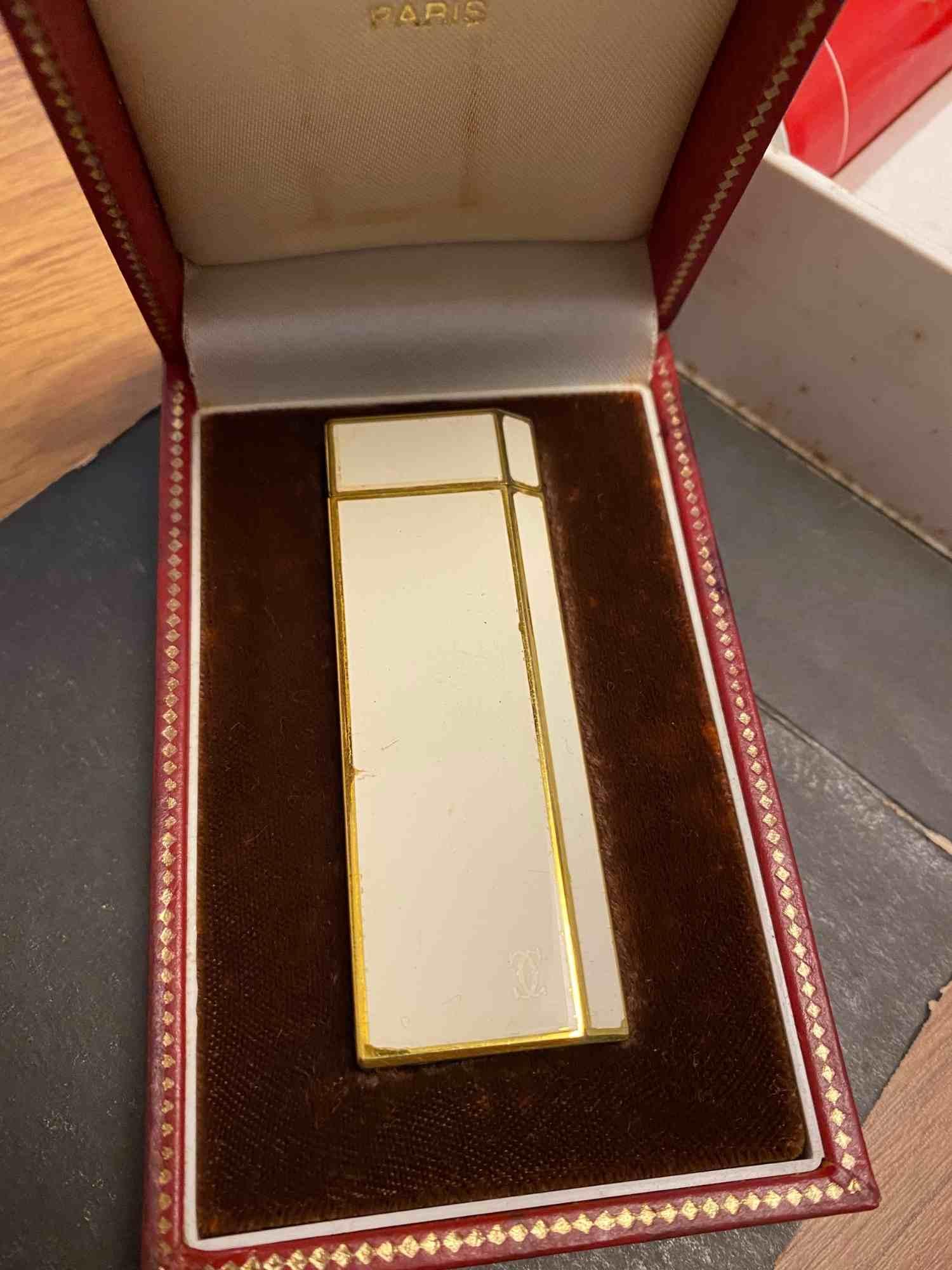 Isqueiro Cartier Colecionáveis
