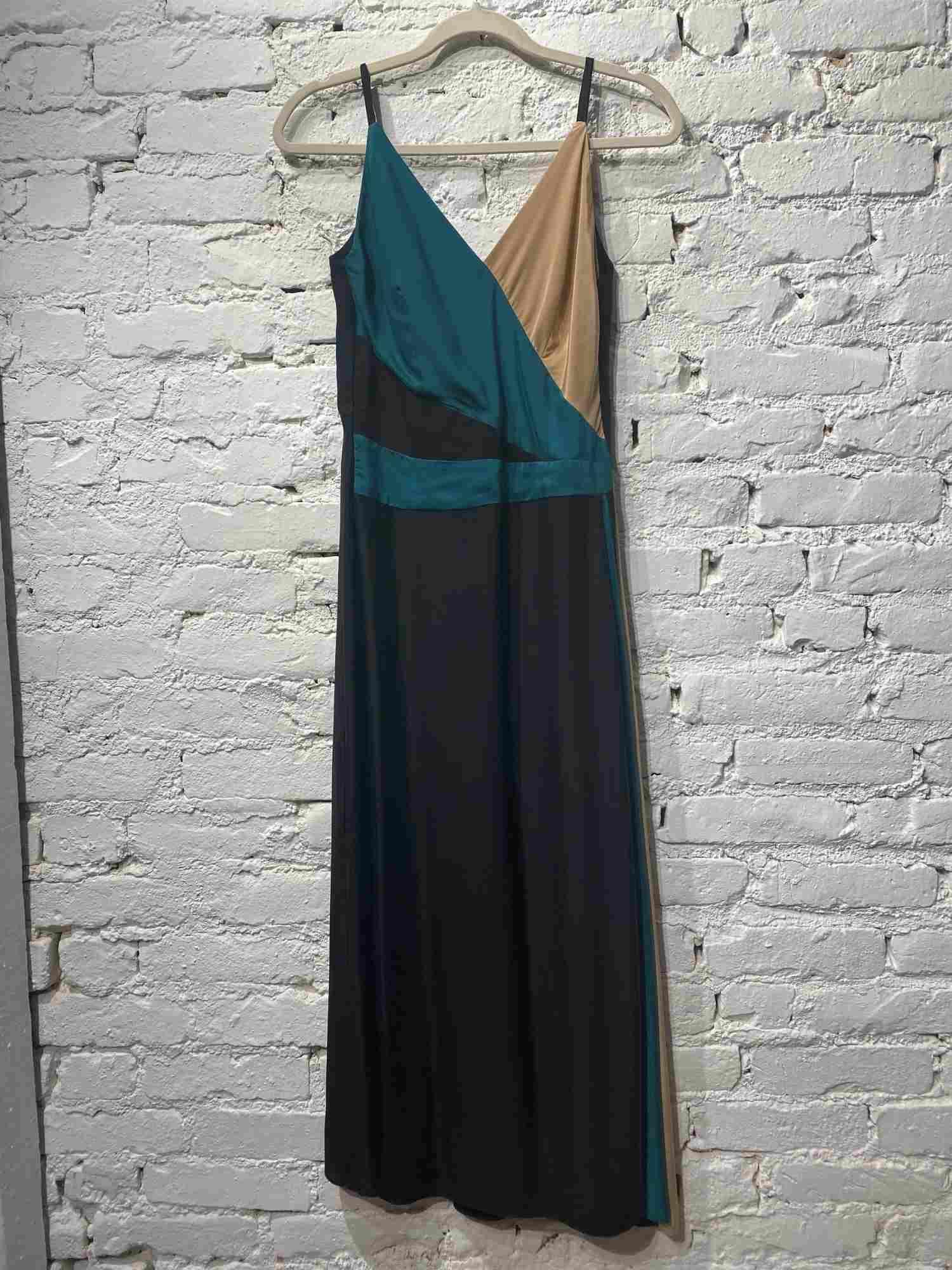 Vestido Keymono Seda Pura