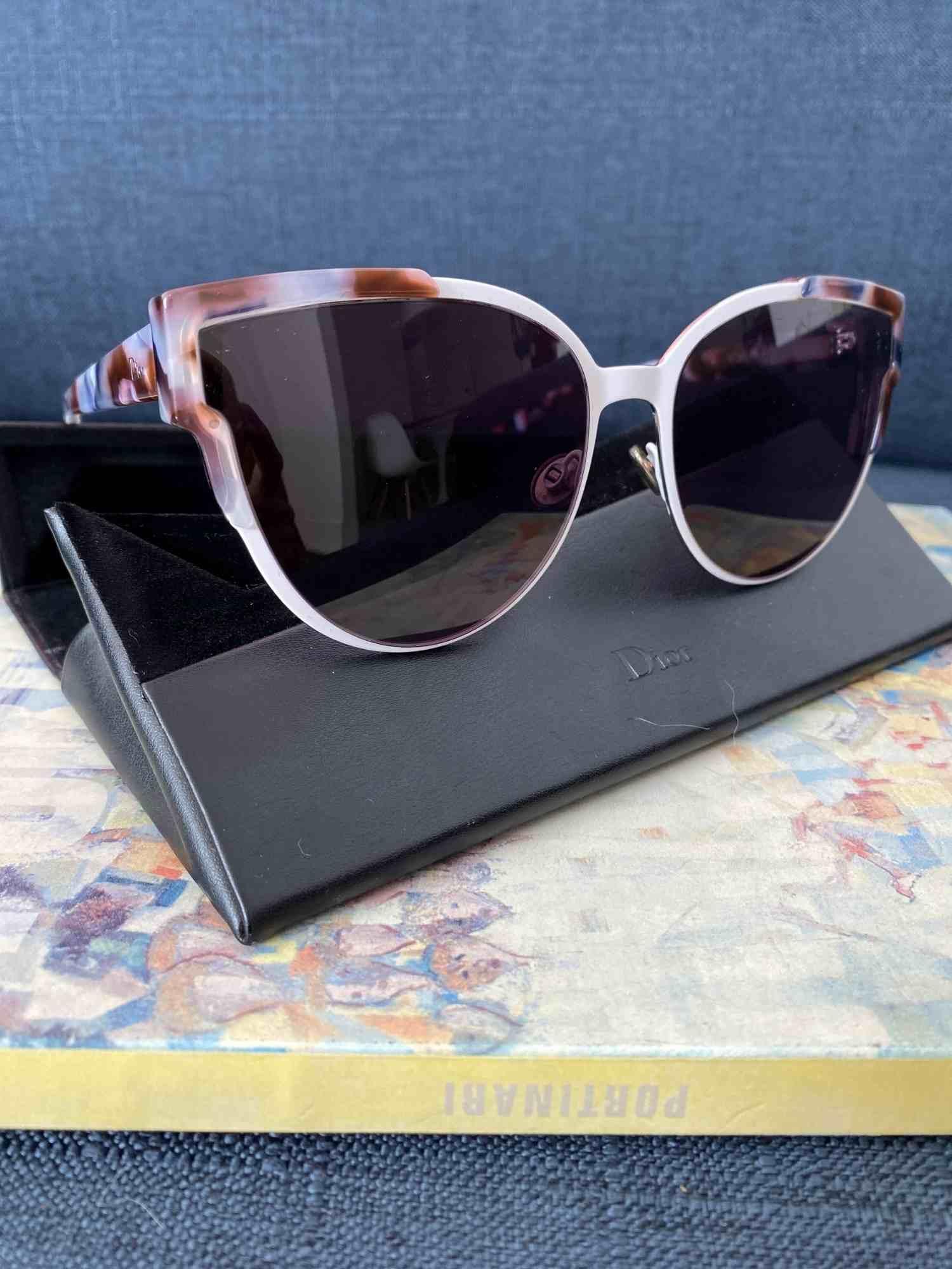Óculos Dior Branco