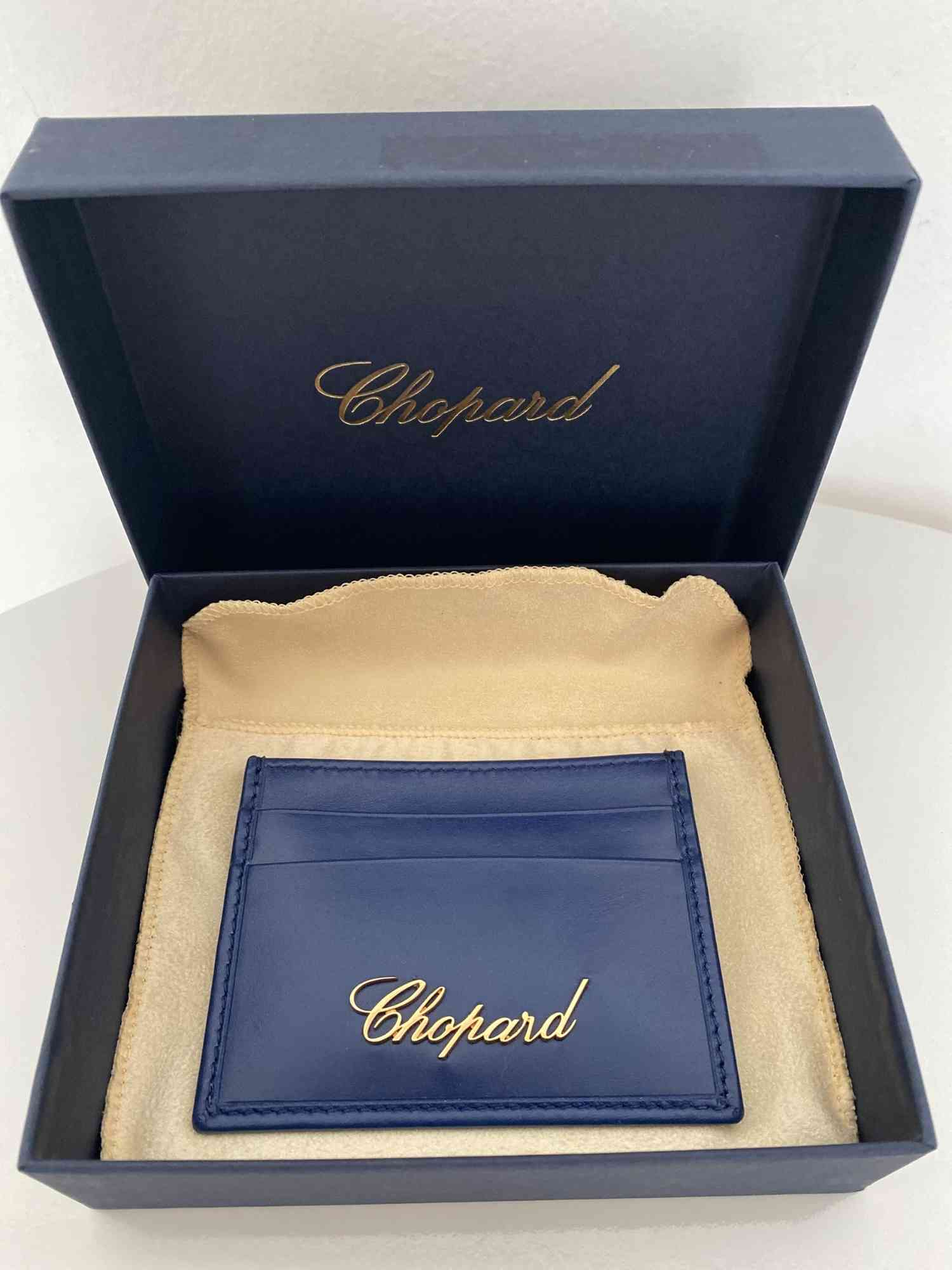 Porta Cartões Chopard