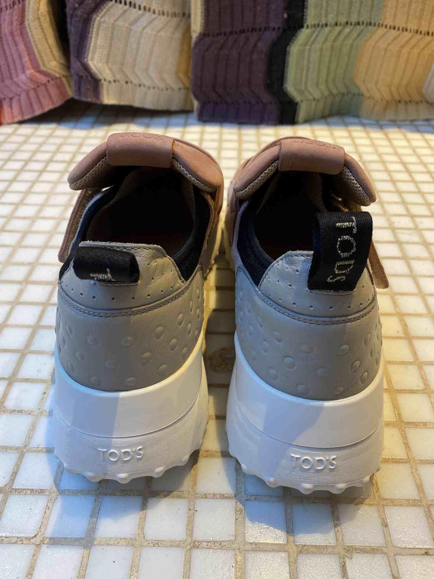 Tênis Tod's Velcro