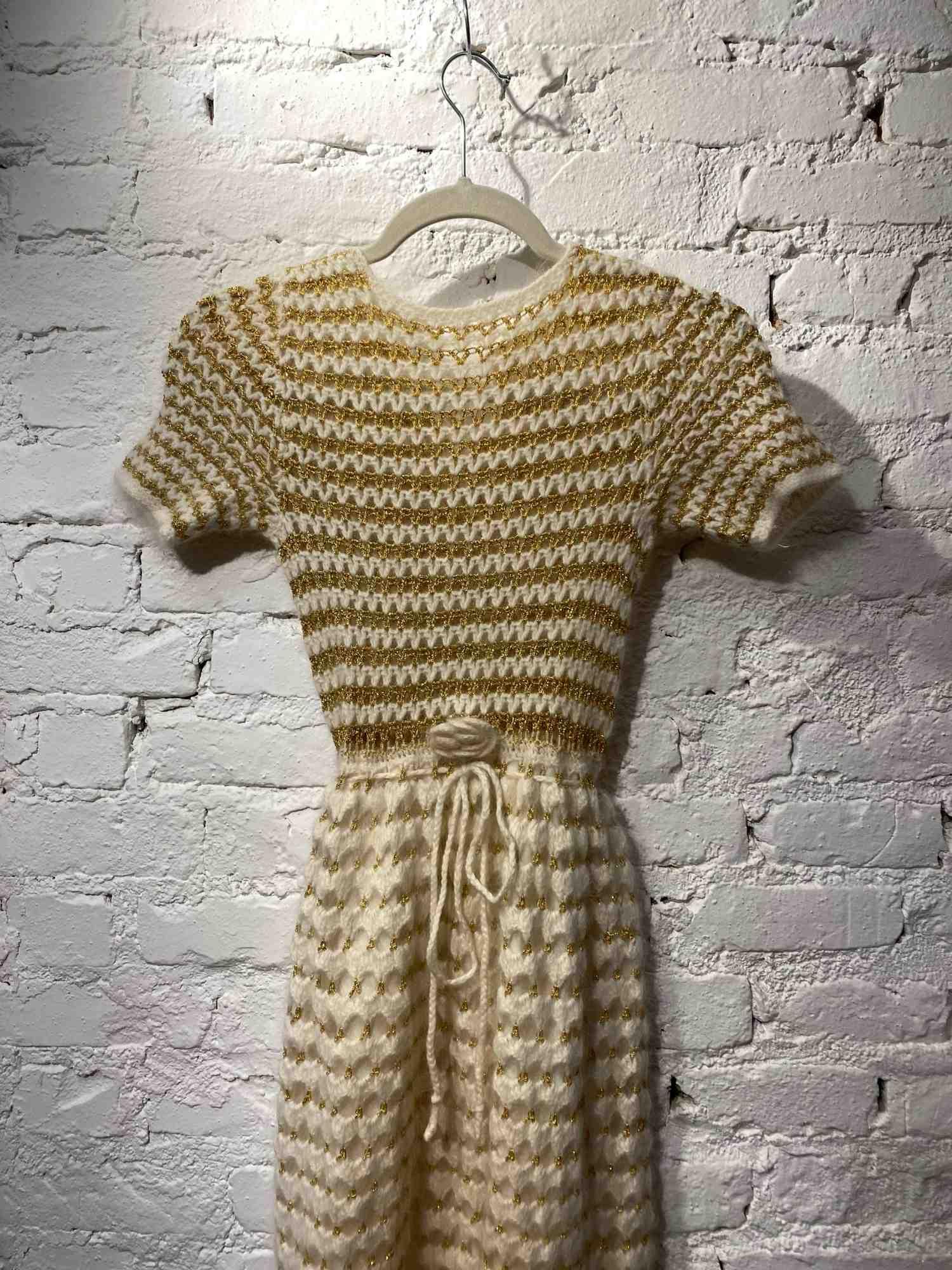 Vestido Barbara Werner Croche